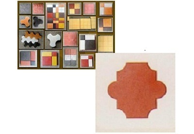 Rubber Mold Paver