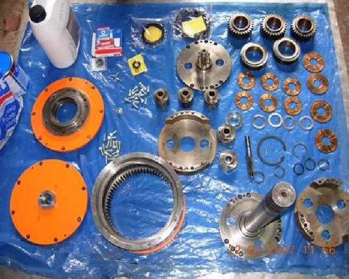 Industrial Decanter Gearboxes in  Bhosari