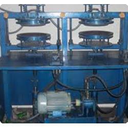 Paper Plate Hydraulic Double Die Machine