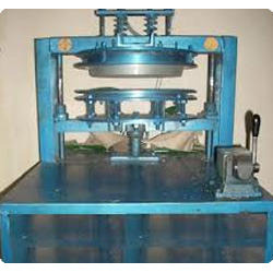 Paper Plate Hydraulic Single Die Machine