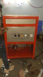 Paper Plate Single Die Semi Automatic Machine