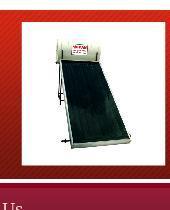 Span Solar Water Heater