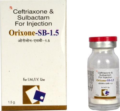 Cefrixone And Sulbactam Injection