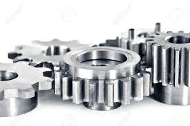 Industrial Gears And Chain Sprocket