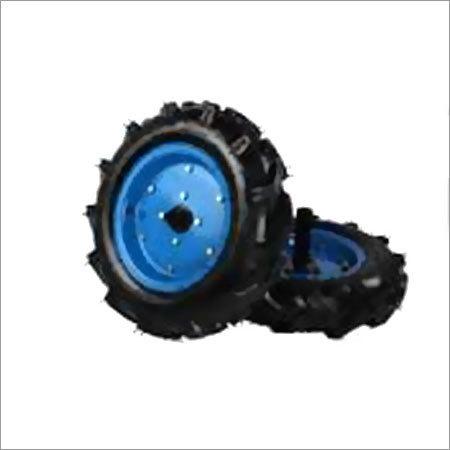 Rubber Tyre Wheels