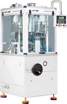 Automatic Capsule Filling Machine (AF 40T) - ACG Pampac