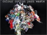 Color Cotton Yarn Waste