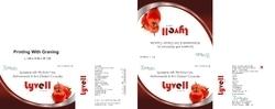 Lycopene Methylcobalamin And Selenium Capsule