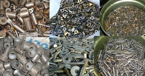 Mixed Tungsten Carbide Scrap