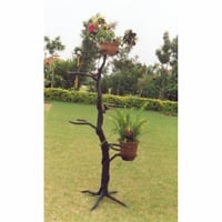 Iron Flower Pot Stand