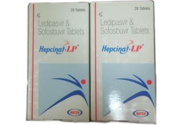 Ledipasvir-Sofosbuvir Tablets Natco