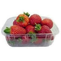 PVC Strawberry Packaging Boxes