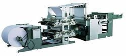 Automatic Paper Ruling and Sheet Cutting Machine