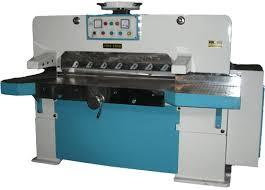 Industrial Semi Automatic Paper Cutting Machine