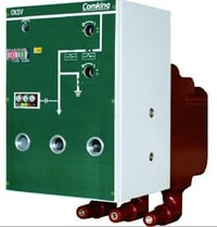 Medium Voltage Integrated Solid Insulated Switch