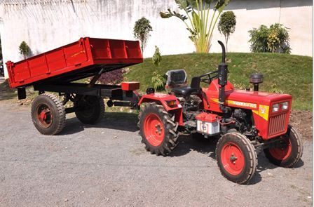 Agriculture Tractor Trailers