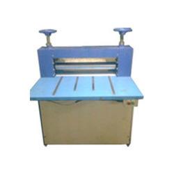 Roller Blister Cutting Machine
