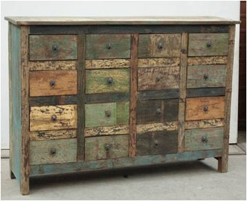 16 Drawer Sideboard