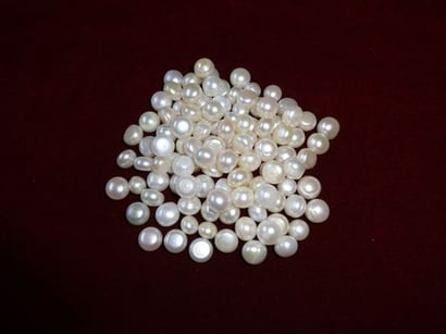 Certified Cultured White Pearl