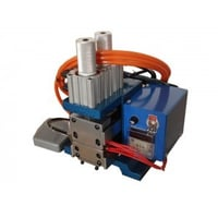 LL-3FA Pneumatic Thermal Wire Stripper Machine For Multicore Cable