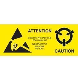 Esd Identification Sticker