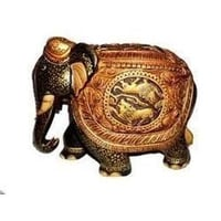 Wooden Handcrafted Elephant