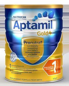 Aptamil Milupa Infant Baby Powder