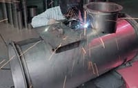 Industrial Fabrication Works