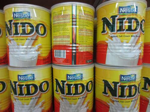 Nido Red Cap 1+ And White Cap Milk Powder