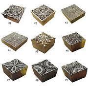 Wooden Block Printing Designs