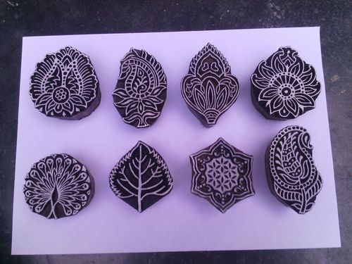 Classic Wooden Printing Craft Pilkhuwa
