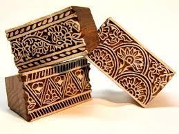 Designer Wooden Craft Block