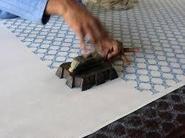 Wood Block Printing Blocks For Fabric