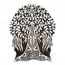 Wooden Block Printing Designs In Pilkhuwa