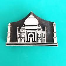Wooden Crafted Taj Mahal