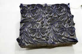 Wooden Printing Blocks Pilkhuwa