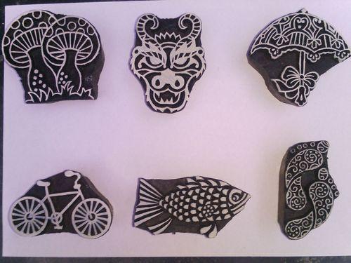 Wooden Printing Craft Pilkhuwa