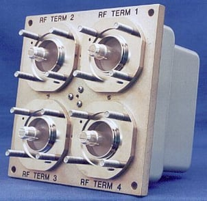 """1-5/8"""" EIA Coaxial Transfer Switches"""