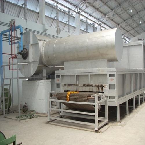 Conveyor Type Tempering Furnace