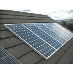Solar Roof Top System Kit