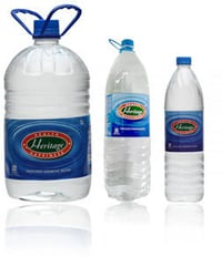 Heritage Packaged Drinking Water