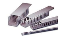 PVC Cable Ducts and Channels and Panel Trunkings