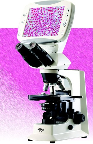 Research Lcd Microscope With Infinity Optics