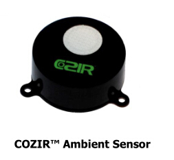 Ultra Low Power Carbon Dioxide Sensors