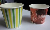 Disposable Printed Coffee Paper Cup