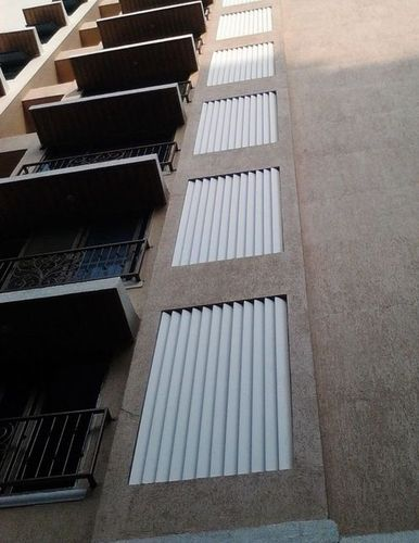 Upvc Fins And Louvers