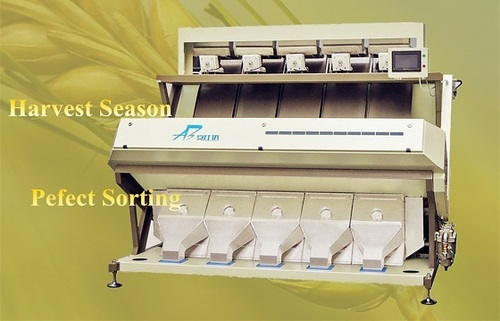 Wheat Color Machine With Big Capacity