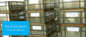 Tin Free Steel Coil and Sheets