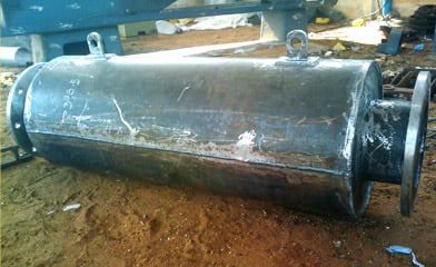 Discharge Silencer for Blower