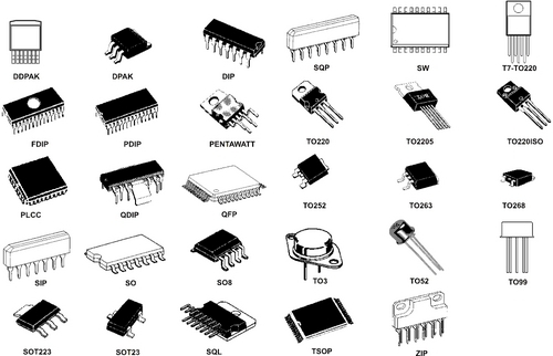 ic  integrated circuits for led driver light  in gurugram